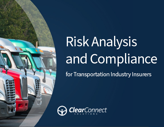 Risk Analysis and Compliance for Transportation Industry Insurers