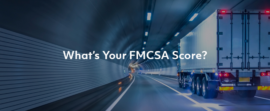 What's Your FMCSA Score?